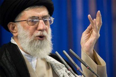 Iran leader rebuffs Trump's warning on missiles