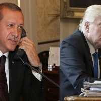 Trump reiterates U.S. support to Turkey in call with Erdogan: White House