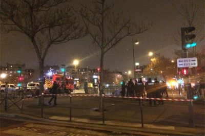 Part of Paris metro disrupted by electrical fault, smoke -police