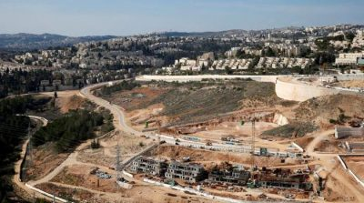 Israel says will build 3,000 new homes in West Bank settlements