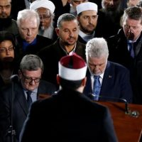 Funeral held for Quebec City mosque shooting victims