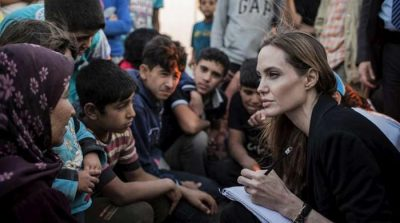 Angelina Jolie slams Trump travel ban, calls for ´compassionate America´