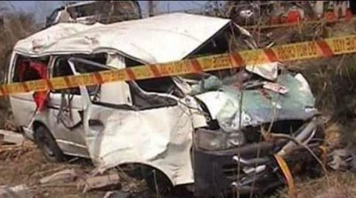 Six schoolchildren, van driver die in accident in Layyah
