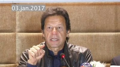 No one can deceive anyone in British courts: Imran