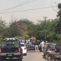 Firing inside Afghan consulate in Karachi, one killed