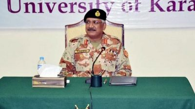 DG Rangers Sindh hails positive outcomes of Karachi Operation