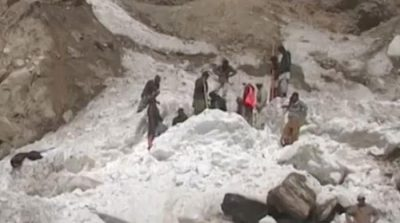 14 families in Skardu village relocate as glacier glides towards population