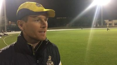 Eoin Morgan looking forward to action packed PSL