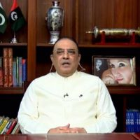 Asif, Zardari, begins, career, as, political, analyst, on, Bol, News