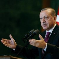 TURKISH, PRESIDENT, ERDGON, CALLS, NETHERLANDS, NAZI, REMNANTS, FASCISTS