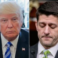 Trump, asked, his, supporters, to, watch, Fox, News, host, She, then, called, on, Paul Ryan, to, step down,