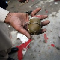 One, child, killed, another, injured, in, hand-grenade, explosion, in K-P
