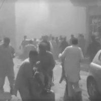 LIVE: 12 killed, dozens, injured, as, blast, rocks, Parachinar