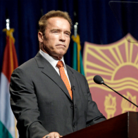 Arnold Schwarzenegger, WANTS, TO, MAKE, COME, BACK, BUT, IT, HAS, NOTHING, TO, DO, WITH, HOLLYWOOD