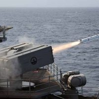 Pakistan, successfully, test-fires, surface-to-sea, missile