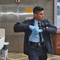 Pakistani, origin, 'hero', policeman, becomes, viral, sensation
