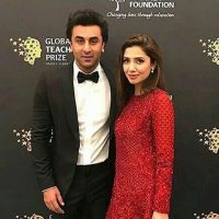 Mahira, and, Ranbir, rub, shoulders, and, we, can't, stop, swooning