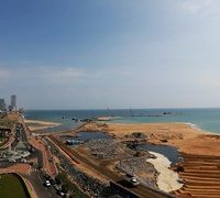 Chinese-backed, Port, City, in, Sri Lanka, to, attract, $13bn, in, investment, from, 2018