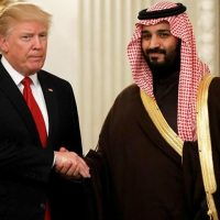 Saudi, deputy, crown, prince, Trump, meeting, a, 'turning, point', in, ties:, Saudi, adviser