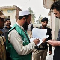 Pakistan's, largest-ever, census, kicks, off, in, 63, districts, amid, tight, security