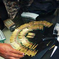 ASF, foils, suspected, terror, bid, seizes, weapon, cache, at, Lahore, airport
