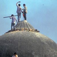 India's, top, court, urges, negotiated, settlement, to, end, Babri, Masjid, dispute