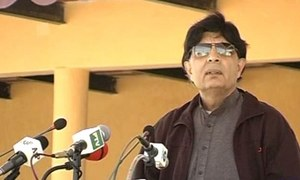 Chaudhry, Nisar, tells, new, FC, recruits, they, have, to, bring, peace, to, Balochistan