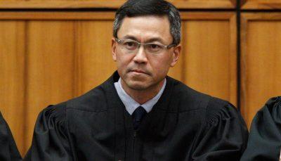 US District Judge Derrick Watson in Hawaii.