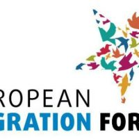 THIRD, MIGRATION,FORUM, STRESSES, EU, COUNTRIES, SHARE, MIGRANT, RESPONSIBILITY