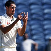 MITCHELL, STARC, OUT, OF, SERIES, AGAINST, INDIA, BECAUSE, OF, FOOT, INJURY