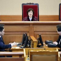 SOUTH, KOREAN, PRESIDENT, SACKED, BY, SUPREME, TOP, COURT