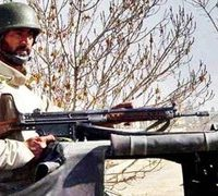 Security, forces , foil, terror, bid, in, Balochistan's, Kohlu, district
