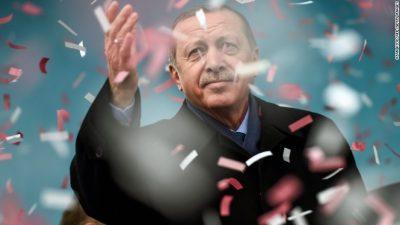 Erdogan, faces, referendum, test, as, Turkey, votes, on, sweeping, reforms, bill