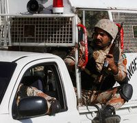 Radd-ul-Fasaad, Five, terrorists, killed, in, DG, Khan, raid