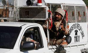 Radd-ul-Fasaad, Five, terrorists, killed, in, DG, Khan, raid