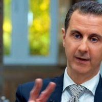 "Syria's President Bashar al-Assad said a suspected chemical weapons attack on a rebel-held town was a ""fabrication"" to justify a US military strike, in an exclusive AFP interview."