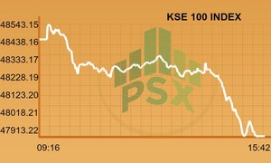 Full-day, report:, Stocks, slide, amidst, sustained, selling, pressure