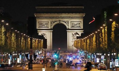 French, policeman, killed, in, Paris, attack, claimed, by, IS