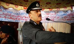 SHC, extends, interim, order, restricting, Sindh, govt, from, removing, IGP, A.D. Khawaja