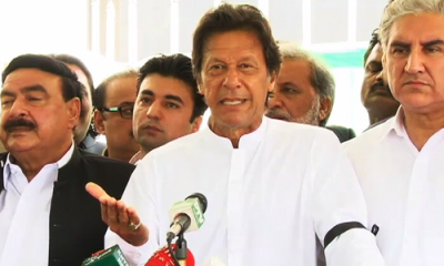 Imran Khan, announces, PTI, rally, for, PM's, resignation, in, Islamabad, next, week