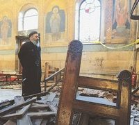 At, least, 15, dead, in, Egypt, church, bombing:, state, media