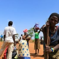 Sixty, aid, workers, forced, to, flee, S.Sudan, fighting:, UN