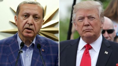 Trump's, Erdogan, call, reflects, terrorism, focus, White, House, says