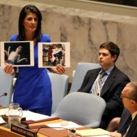 Trump's, UN, envoy, says, ouster, of, al-Assad, is, a, priority, of, US