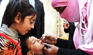 Polio, refusal, cases, among, well-educated, people, baffle, officials