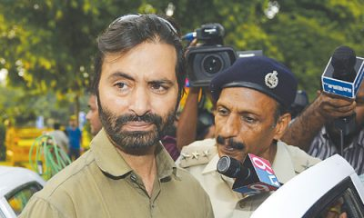 JKLF, leader, Yasin Malik, slams, Indian, PM, Modi's, 'terrorism or tourism', statement
