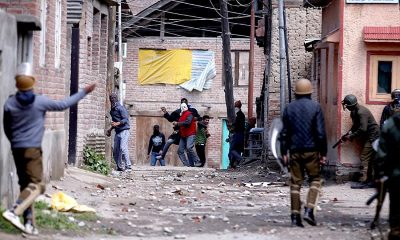 Three, people, killed, several, injured, during, protests, in, India-held, Kashmir