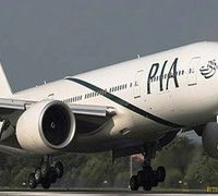 15, kilogrammes, of, heroin, recovered, from, PIA, flight