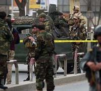 Afghanistan, sacks, top, generals, over, brazen, hospital, attack