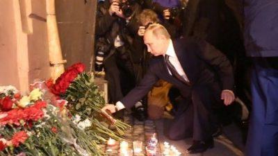 St, Petersburg, metro, bombing, suspect, 'from, Kyrgyzstan'